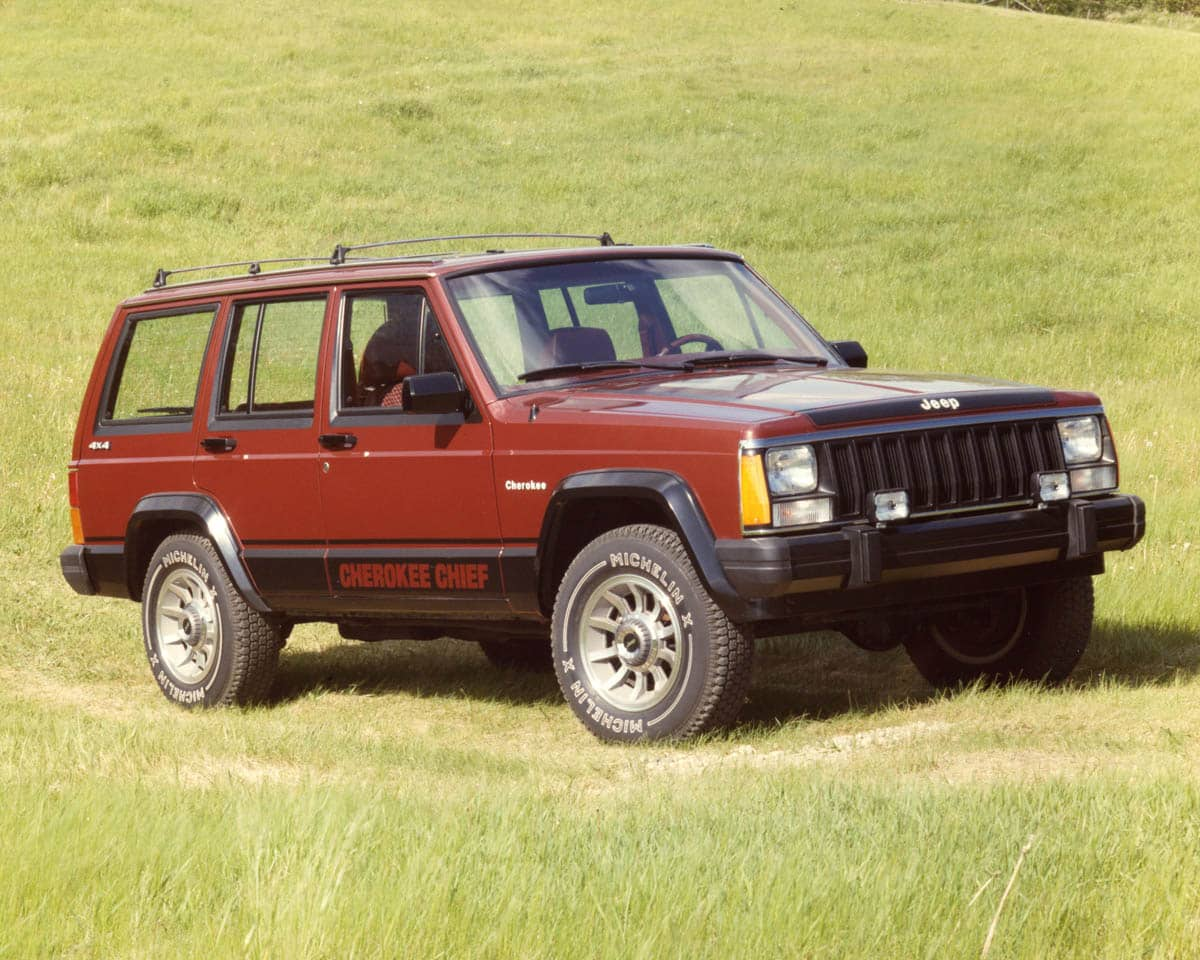 Jp Cherokee Chief frnt rt
